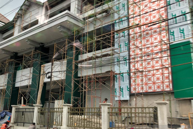 Atap Pasar Prawirotaman Yogyakarta wadahi 11 subsektor ekraf