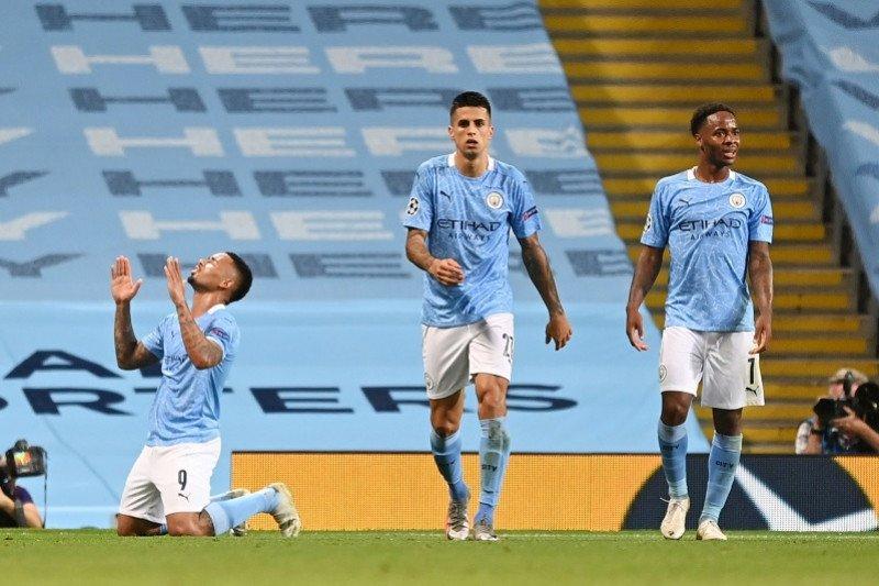 Manchester City singkirkan Real Madrid untuk maju perempat final