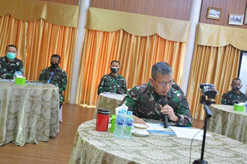 Personel militer berperan aktif dalam penanganan COVID-19
