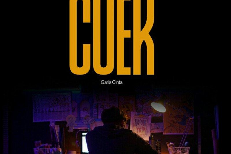 """Pembuka trilogi """"Garis Cinta"""", Rizky Febian rilis lagu """"Cuek"""""""