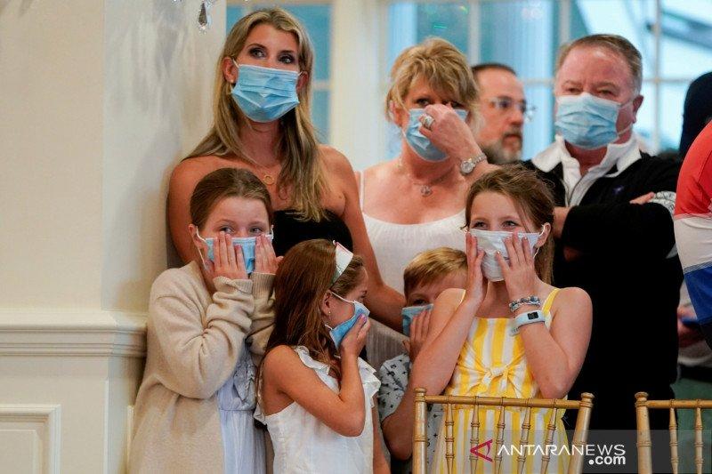 CDC AS laporkan total 5.228.817 kasus virus corona