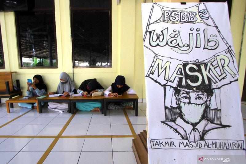 Pendidikan di tengah pandemi luput dari pidato Presiden Jokowi