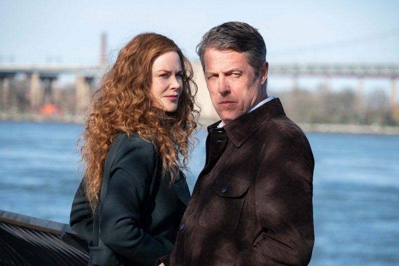 Nicole Kidman dan Hugh Grant main di serial pendek tayang akhir Oktober