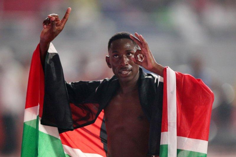 Juara dunia lari 3000 meter positif terpapar COVID-19