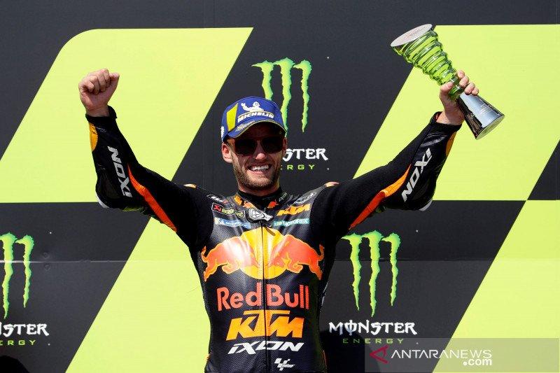 Binder yakin kemenangan di Brno awal dari yang luar biasa