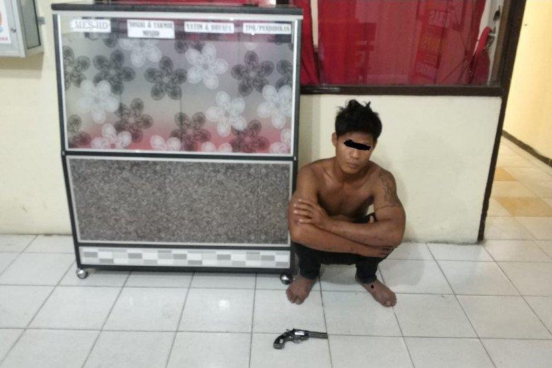 Residivis kembali beraksi curi kotak amal masjid di Payakumbuh