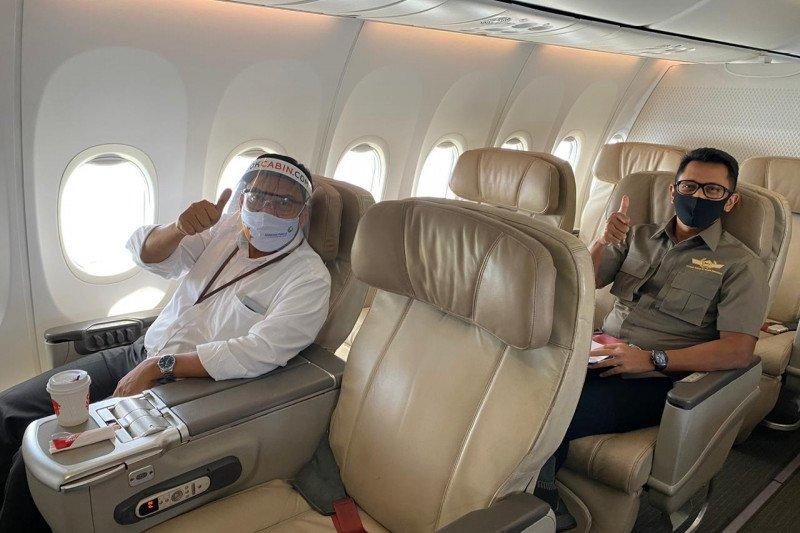 INACA jamin masyarakat Indonesia terbang dengan sehat