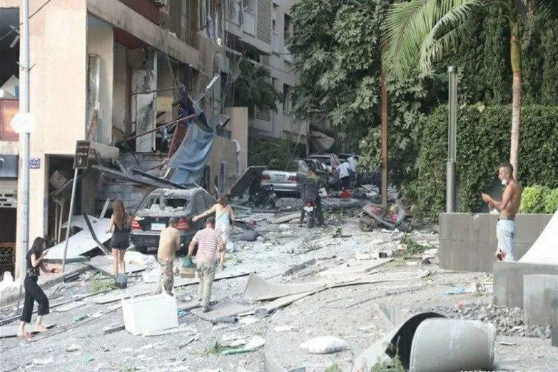 Ternyata istri Dubes Belanda meninggal akibat ledakan Beirut