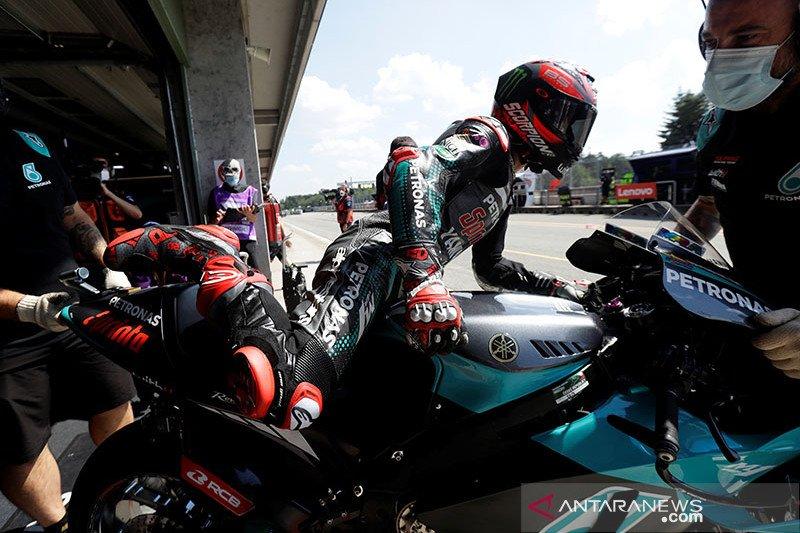 Marquez berharap lebih banyak dari aksi Quartararo