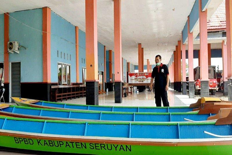 BPBD siapkan perahu penunjang penanganan karhutla di Seruyan