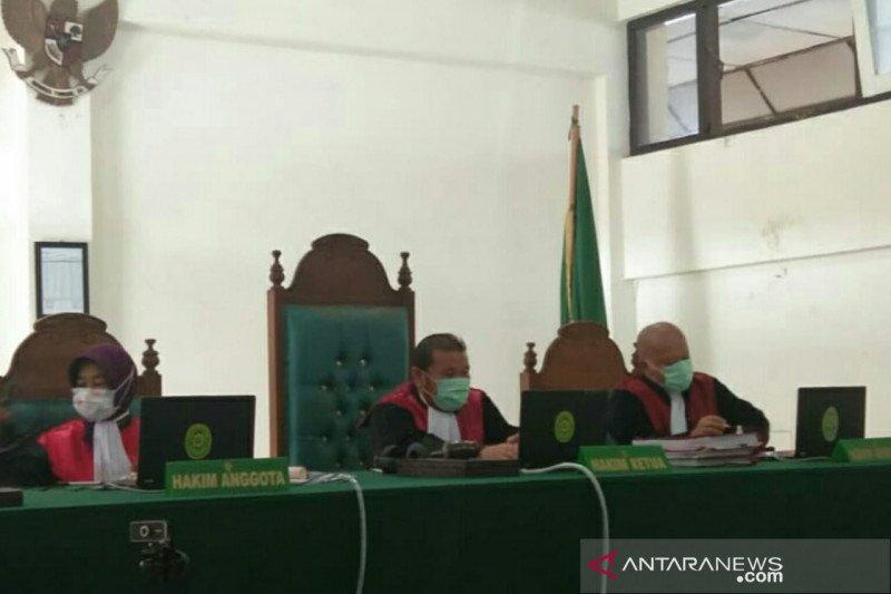Dua kurir 22 kg sabu-sabu dituntut penjara seumur hidup