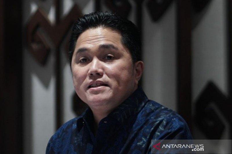 """Erick Thohir nilai keputusan pemerintah tidak """"lockdown"""" tepat"""