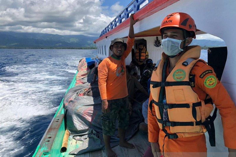 Tim SAR lanjutkan pencarian nelayan hilang di Teluk Tomini