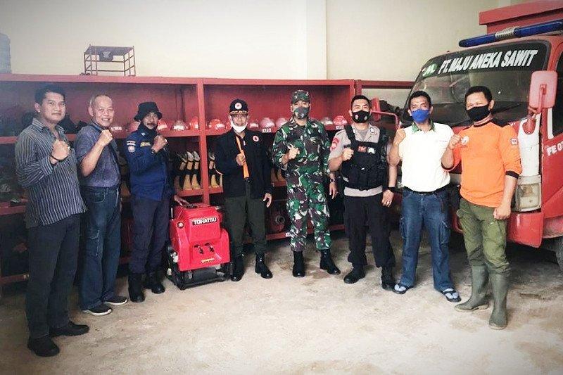 Pemkab Kotim apresiasi kesiapan PT MAS antisipasi karhutla