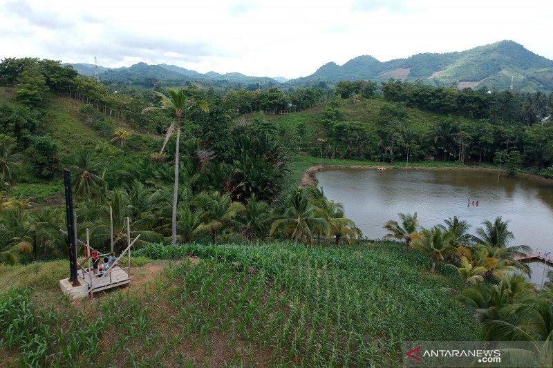 Sensasi wisata alam Bulalove di Kabupaten Boalemo Gorontalo