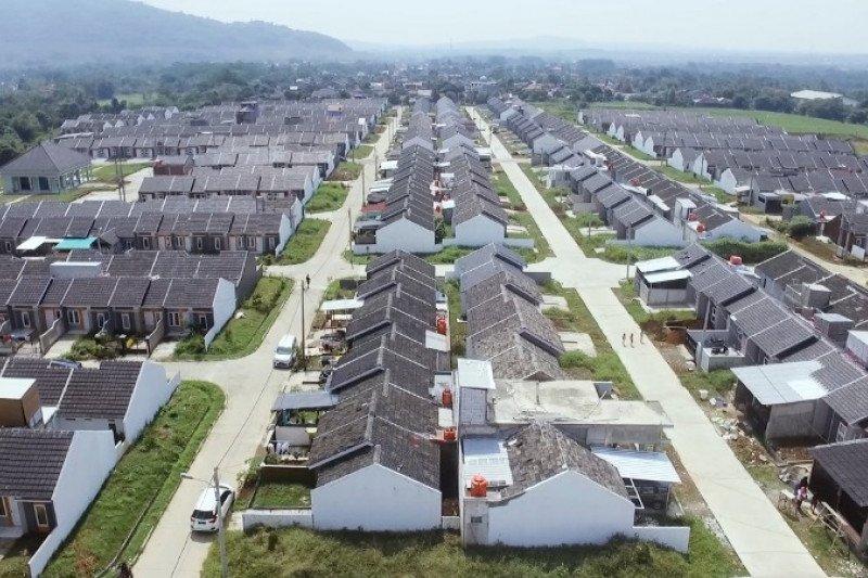 Kementerian PUPR: 141.700 rumah tapak subsidi terjual termasuk di Jabar