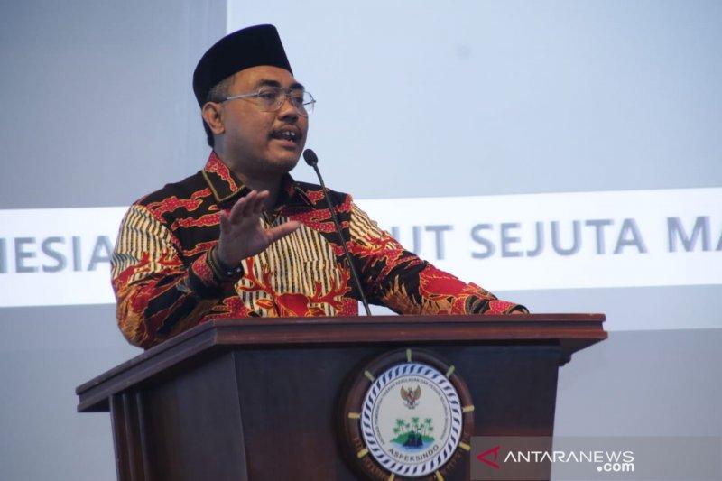 Pimpinan MPR desak Polri ungkap tuntas kasus pemalsuan label SNI