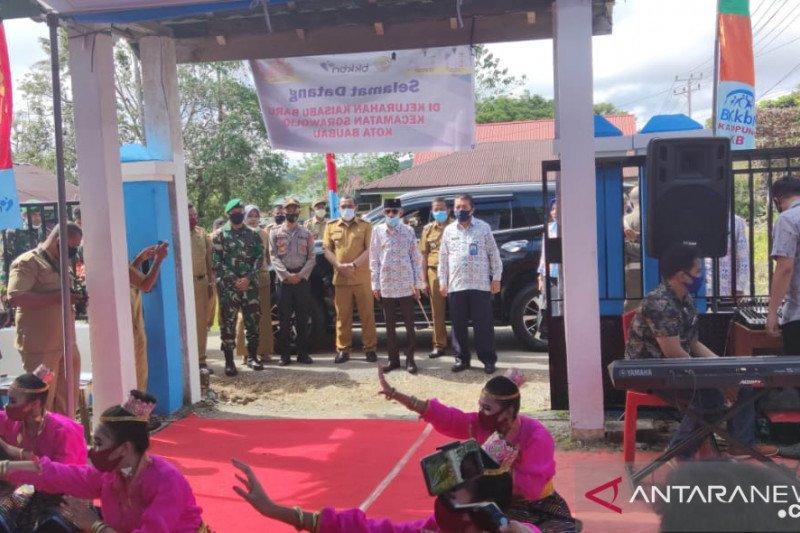 BKKBN Sulawesi Tenggara canangkan kampung keluarga berkualitas di Baubau