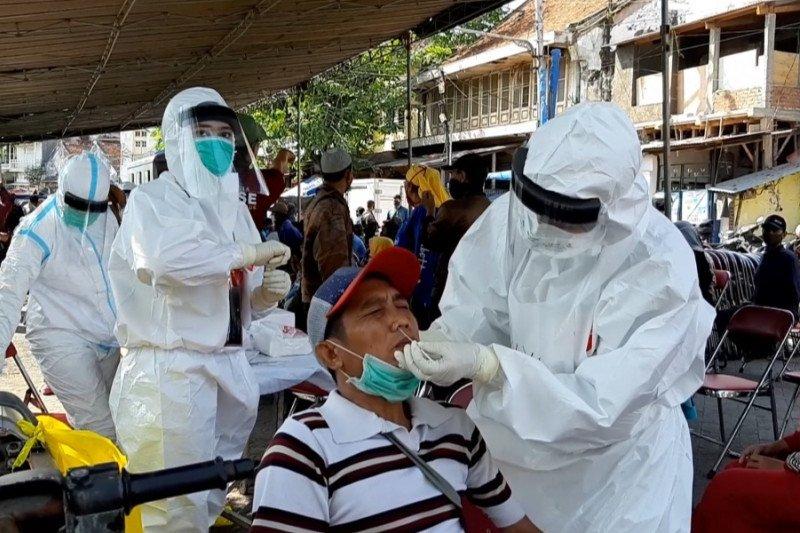 Satgas: Akumulasi COVID-19 di Palangka Raya capai 732 kasus