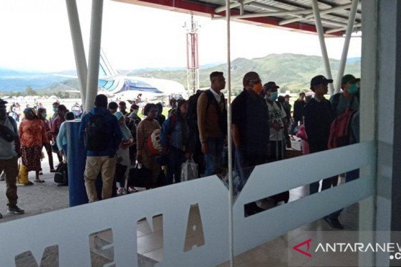 Bupati Jayawijaya: Tes cepat di Bandara Sentani Jayapura tidak gratis