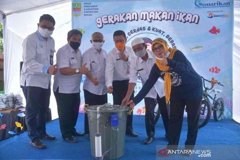 Pemkab Bekasi kampanye Gemarikan cegah kekerdilan saat pandemi