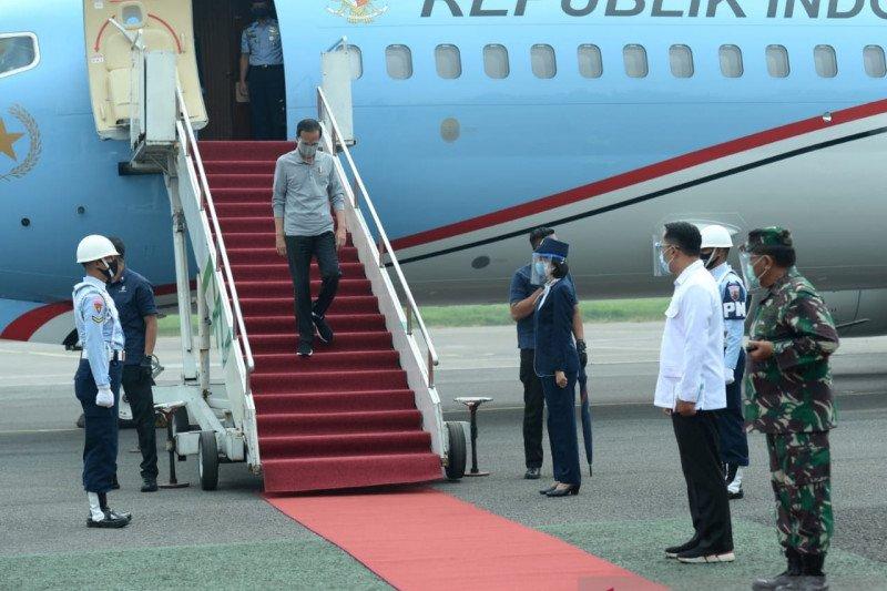 Presiden tegaskan ekonomi Indonesia masih berpeluang kembali ke tren positif