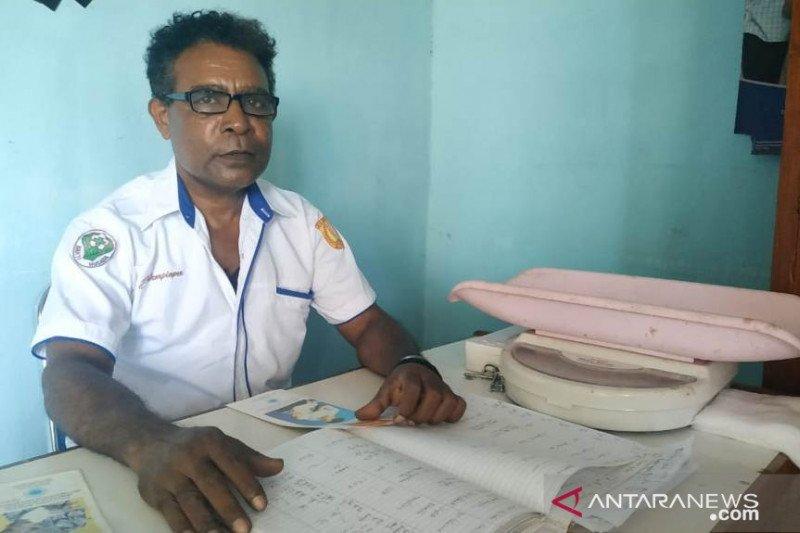 Pustu Awiyo Abepura tidak menemukan kasus stunting balita