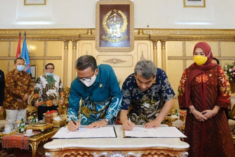 Gubernur Sulsel bersama ASEI promosikan Jamkrida dan Bank Sulselbar ke mancanegara