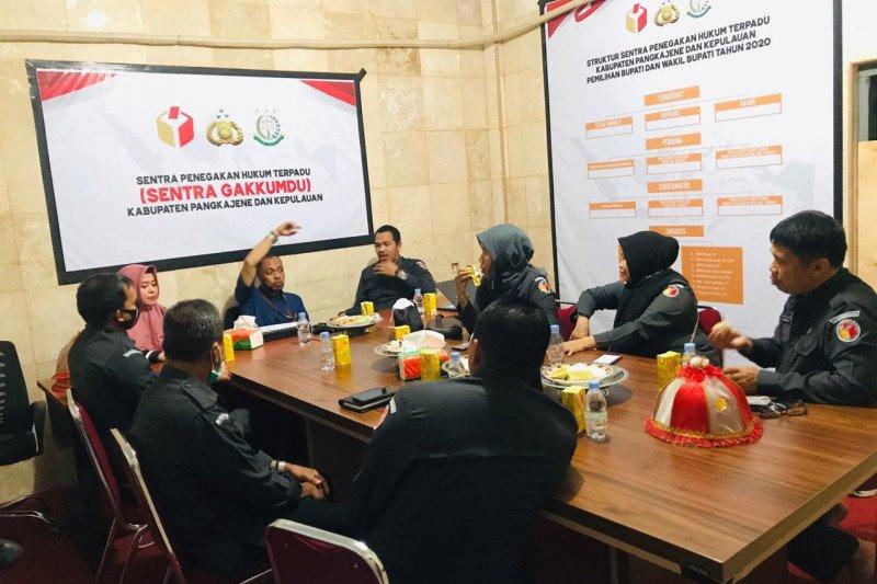 Bawaslu Makassar-Pangkep koordinasikan pengawasan pilkada