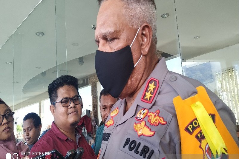 Kapolda Papua: staff KPU Yahukimo meninggal tidak sedang lakukan coklit data pemilih