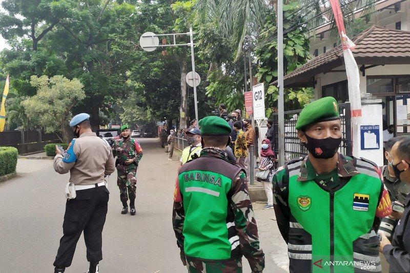 RSP Unpad dijaga ketat jelang kedatangan Presiden Jokowi