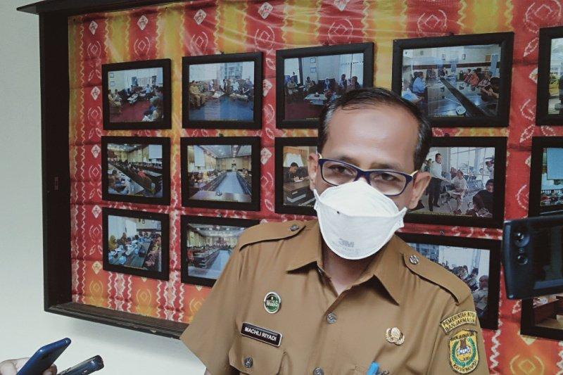 Empat momen boleh tidak pakai masker di Banjarmasin
