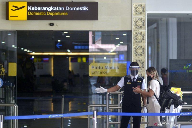 Bali airport sees spike in domestic, international travelers