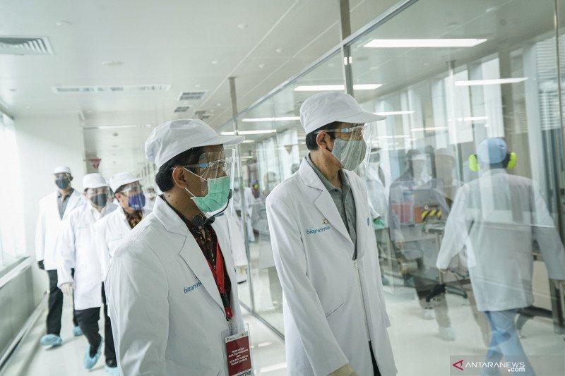 Pemerintah siapkan pendanaan vaksin senilai Rp5 triliun