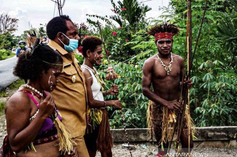 Hari Internasional Masyarakat Pribumi di Keerom