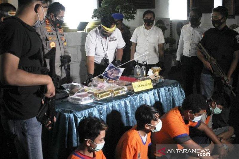 Kasus Peredaran Narkoba di Kota Surabaya