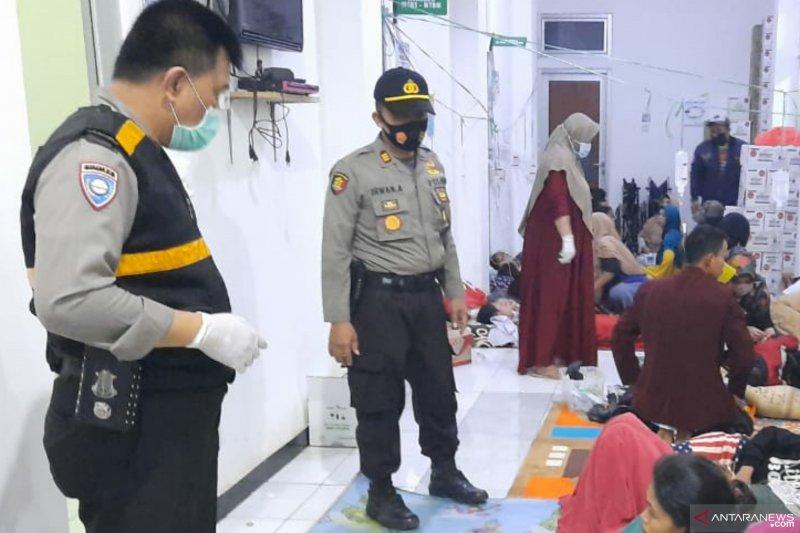 Puluhan warga Cianjur korban keracunan sudah dipulangkan