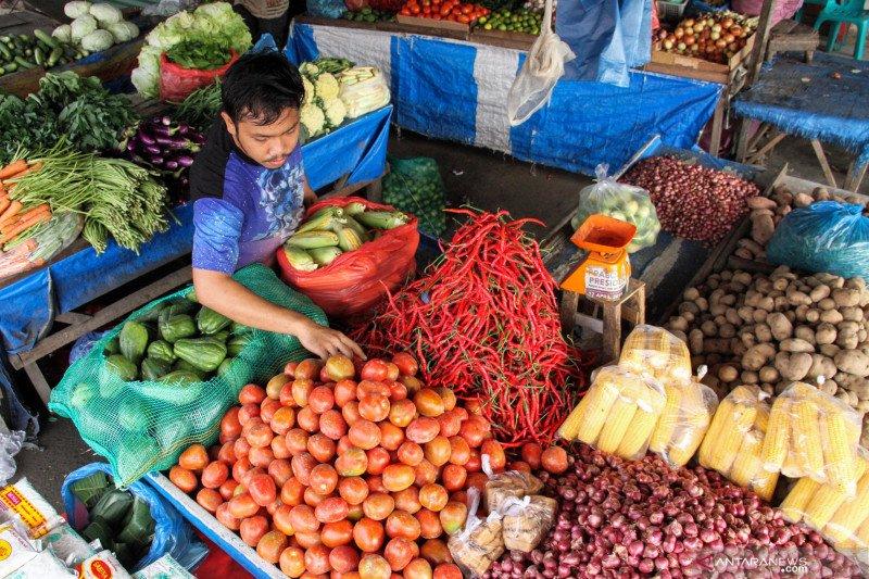 Realisasi penyaluran kredit melalui Himbara Kalteng beragam
