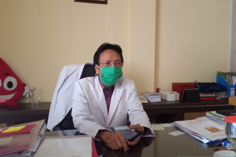 Sejak pandemi COVID-19, ketersediaan darah di UTD PMI Padang menipis