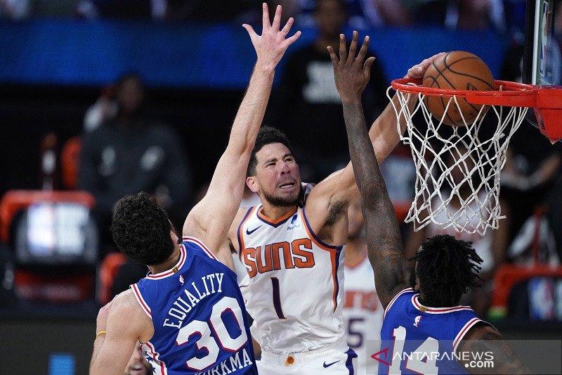 Suns terus lanjutkan tren sempurna sejak restart NBA