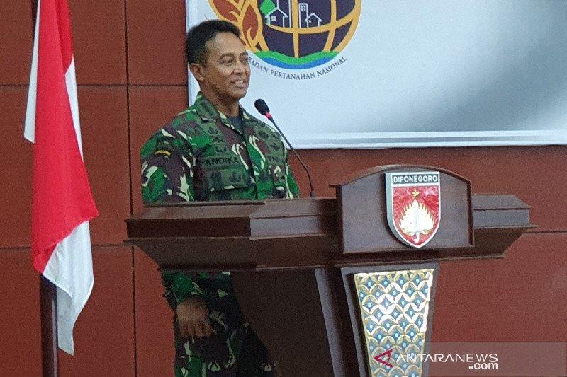 Kasad: Masyarakat silakan manfaatkan aset TNI untuk kesejahteraan