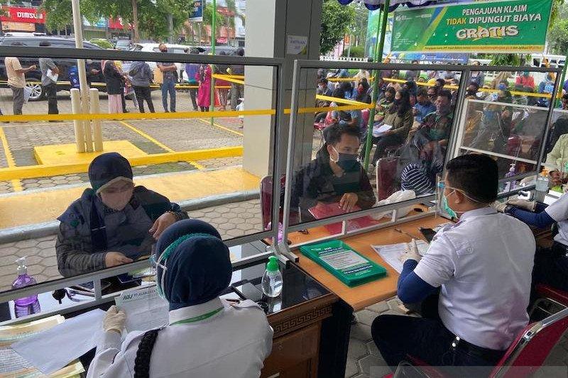 342.000 orang pekerja di Sumsel potensi akses program subsidi gaji