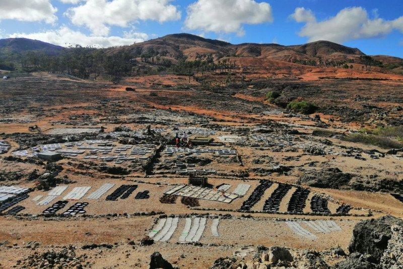 KKP sertifikasi hak atas tanah Pulau Sabu Raijua NTT