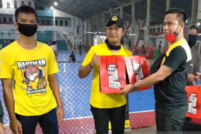 "Suporter PS Barito Putera hidupkan talk show ""Baricau"" untuk klub kesayangan"