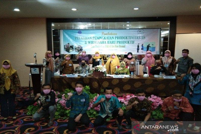 BPP - Perbarindo Sulawesi Tenggara dorong produktivitas UMKM dan wirausaha baru