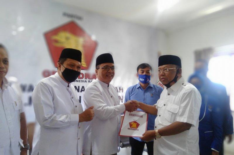 Gerindra dan Demokrat pastikan usung pasangan Denny-Difri  bolon Gubernur Kalsel