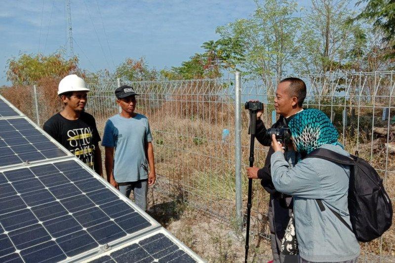 Keberadaan pembangkit listrik EBT di Pangkep dorong perekonomian warga pulau