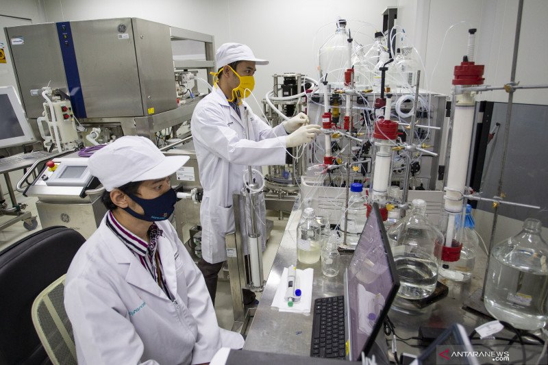 Anggota DPR Mulyanto: Produksi Vaksin Merah Putih perlu dipercepat