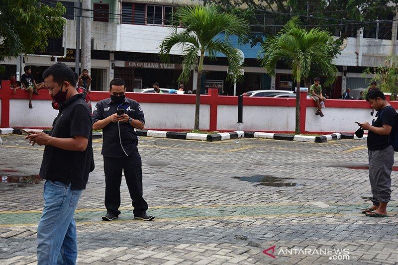 Sempat lumpuh total, Telkomsel nyatakan layanan komunikasi di Sumatera sudah pulih