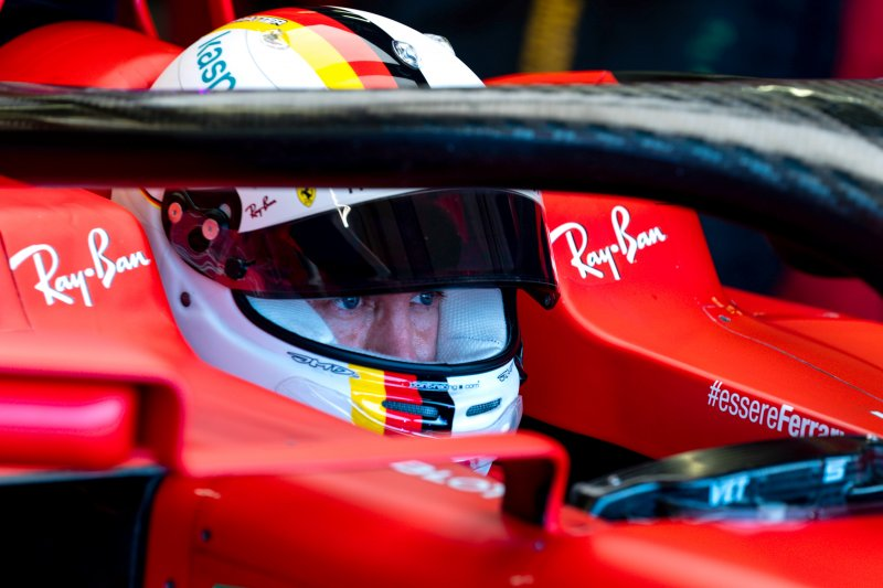 Vettel gunakan sasis baru di Catalunya